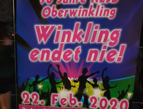 "Faschingsparty ""90 Jahre KLJB Oberwinkling"" in Niederwinkling auf 3 Areas"